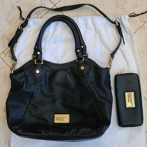 Marc Jacobs Classic Q Bag and Continental Wallet